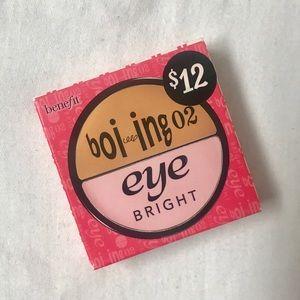 Benefit Makeup - NEW Benefit Cosmetics Boi-ing 02 Eye Bright Duo
